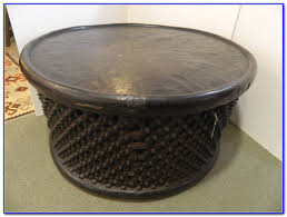 African Drum Coffee Table African Drum Coffee Table Coffee Table Home Furniture Ideas