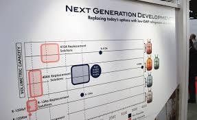 Honeywell Refrigerant Chart Post Hfc Phaseout Refrigerant Options 2015 08 03 Achrnews