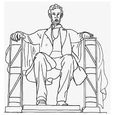 lincoln memorial building clipart. pin monument clipart abraham lincoln 2 memorial coloring page building