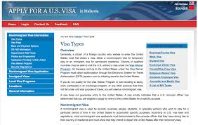 Malaysians Guide to For The Us 's Applying How Visa Detailed A Here pP4Fnw7q