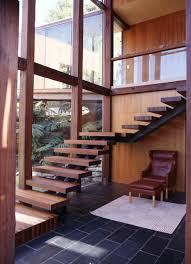 Modern Wood House Architecture Modern Artistic Library Space Wooden Themed Bay