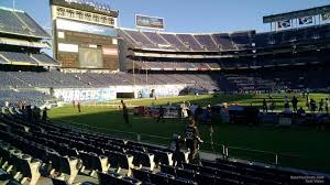 Sdccu Stadium Field 7 Rateyourseats Inside Qualcomm Stadium