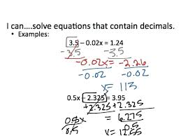 solving multi step equations worksheet answers with work multiple worksheets fractions and decimals math algebra