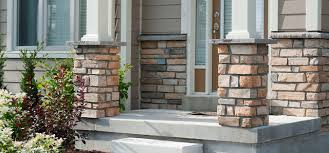 faux stone exterior wall panels