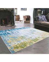 turquoise and gray area rug grey green with very light yellow indoor x 7 rugs