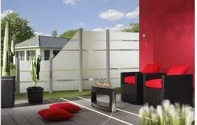 Sichtschutz F R Terrassen Aus Holz Wpc Oder Glas