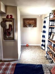 Vintage Sports Themed Bedroom - Lady\u0027s Little Loves | Vintage ...