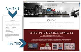 ... Stylist And Luxury Resume Sites 5 Online Resume Websites ...