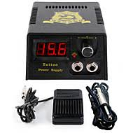 cheap tattoo power supplies online tattoo power supplies for 2017 solong tattoonew lcd digital tattoo power supply foot pedal clip cord kit p142 3
