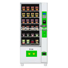 Noodle Vending Machine Delectable Instant Noodle Vending Machine VSL48G QCoffee Vending Instant