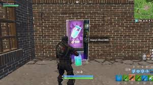 Vending Machine Finder Fascinating Fortnite Vending Machine Locations Where To Find Them