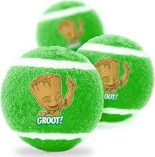<b>Игрушка</b> для животных <b>Buckle</b>-<b>Down</b> Теннисные мячики <b>Грут</b> ...