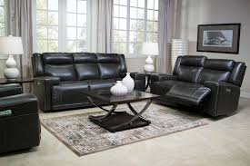 The Rancor Leather Seating Power Reclining Living Room Collection