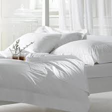 bellissimo 400tc egyptian cotton duvet cover white
