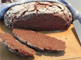 Chocolate Dark Rye Sourdough