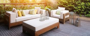 reticulated foam for outdoor cushions
