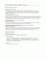 Nursing Student Resume Objective Best Resume Collection