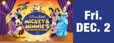 Disney Live Mickey And Minnies Doorway To Magic Xl Center
