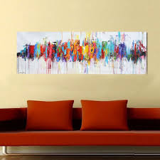 large size of decoration multi piece canvas paintings wall artwork paintings teal and brown canvas wall