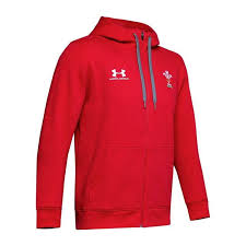 Under Armour Rival Polo Size Chart Under Armour Wales Rugby Rival Hoodie 2019 2020 Mens