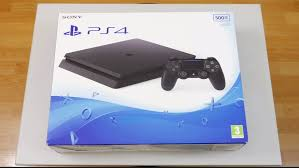 sony playstation 4 box. new video shows off playstation 4 slim\u0027s upgraded controller sony playstation box -
