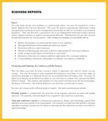Example Of Factual Report Structure Europahaber Com