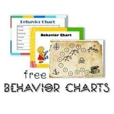Behaviour Reward Charts For 8 Year Olds Free Printable Behavior Charts Customize Online