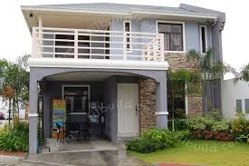 Small Picture Filipino Simple Two Storey Dream Home l Usual House Design Ideas