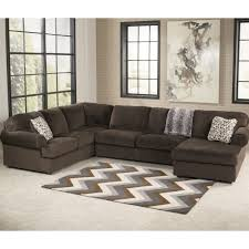 Signature Design By Ashley Jessa Place 3 Pc Sectional Sofa Sofas