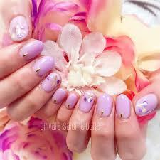 Nail Nails Nailart Gelnails Shellnail Springnails ジェルネイル