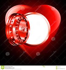 light open door safe heart