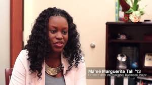 mame marguerite tall finance and international business major mame marguerite tall finance and international business major