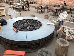 photo of brewsters beer garden petaluma ca united states outdoor fire pit