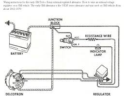 chevy alternator wiring diagram drawing pleasant 454 2 wire delco alternator wiring schematic chevy alternator wiring diagram drawing pleasant 454 2 wire