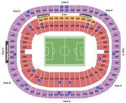 Buy Vancouver Whitecaps Fc Tickets Seating Charts For