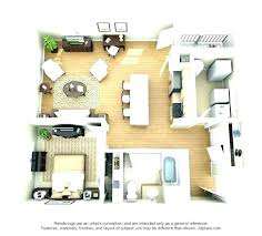 studio apartment floor plan ideas efficiency basement micro apartments