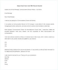 Cover Letter For Resume Sample – Amere