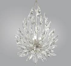 lily buds 3 light large transitional chandelier