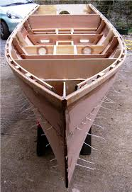 Free Plywood Boat Plans Designs Brian Kings Plywood Boat Barton Skiff In Build From Free