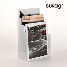 Where To Buy Display Stands Aliexpress Buy 100 slots Literature Display Holder Leveled 11