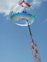 the japanese wind bell