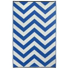 royal blue rug. Chevron Indoor/Outdoor Area Rug - Royal Blue R