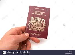 Alamy Control Photo Immigrant 5995905 Fake Boarder Passport Stock - Immigration Customs