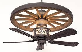 rustic ceiling fan chandelier style