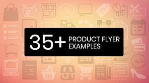 Flyer Header 35 Highly Shareable Product Flyer Templates Tips Venngage