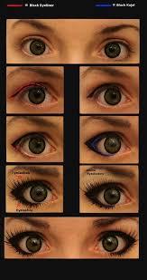 best ideas for makeup tutorials female cosplay characters jackychip handy step by of eye forae jpg