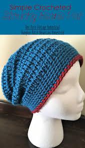 Beanie Hat Pattern New Inspiration Design