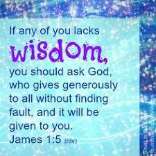 Image result for James 1:5
