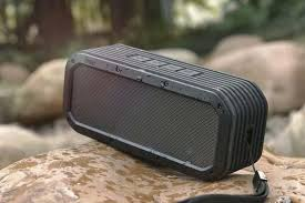 waterproof portable bluetooth speakers. divoom voombox-outdoor waterproof portable bluetooth speaker speakers