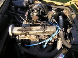 saab wikivisually triumph slant 4 engine triumph slant four in a 1973 saab 99 l